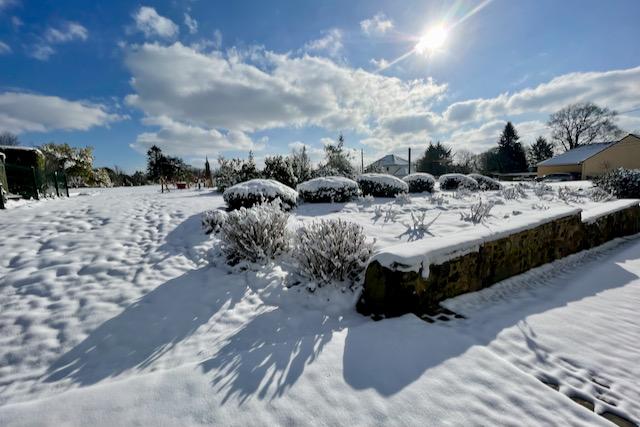 location d'un gîte neige